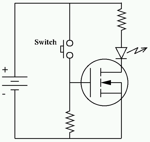N-Channel #MosfetCircuit is a type of transistor used