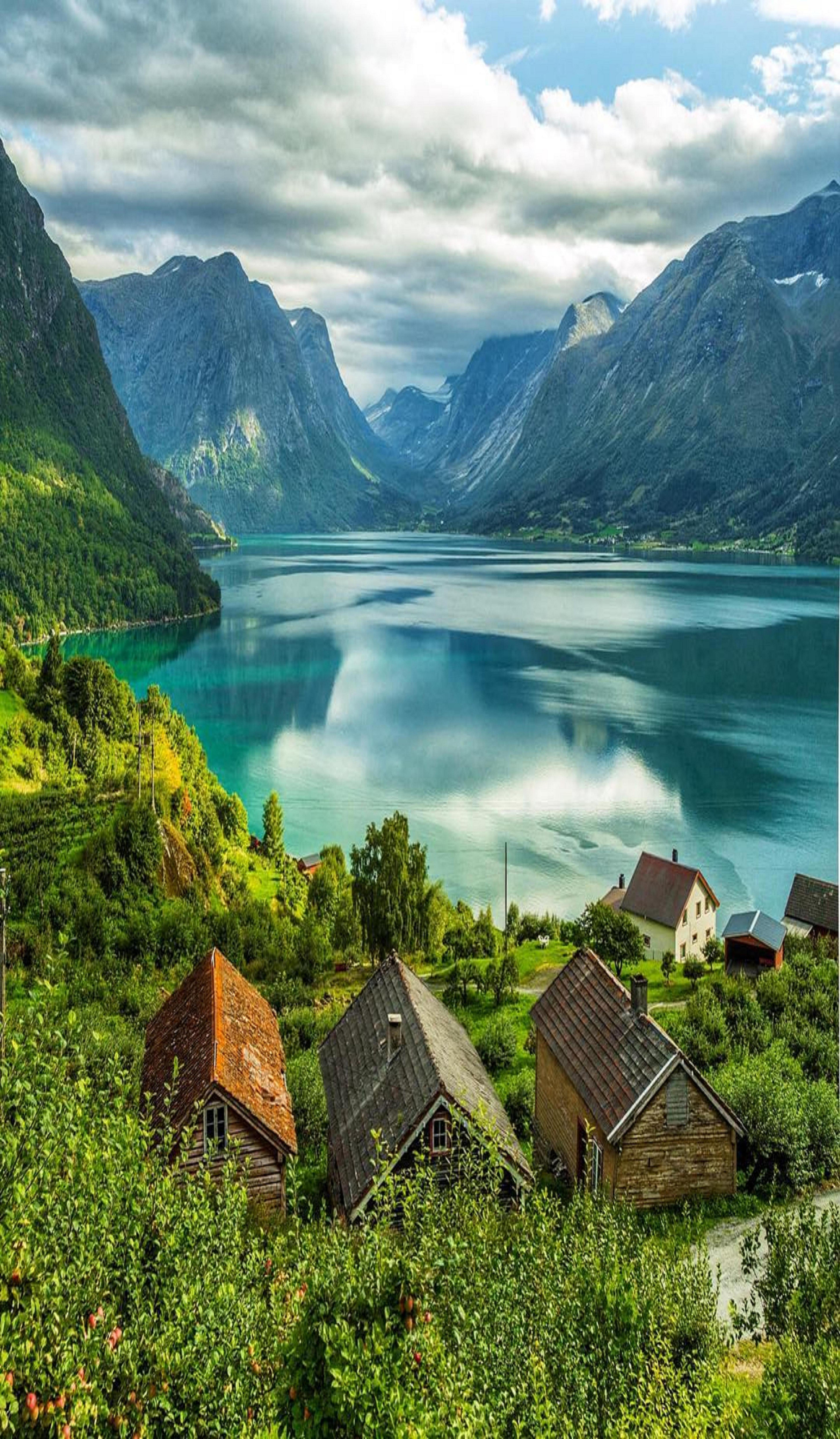 Norway Beautiful Landscapes Beautiful Nature Scenery