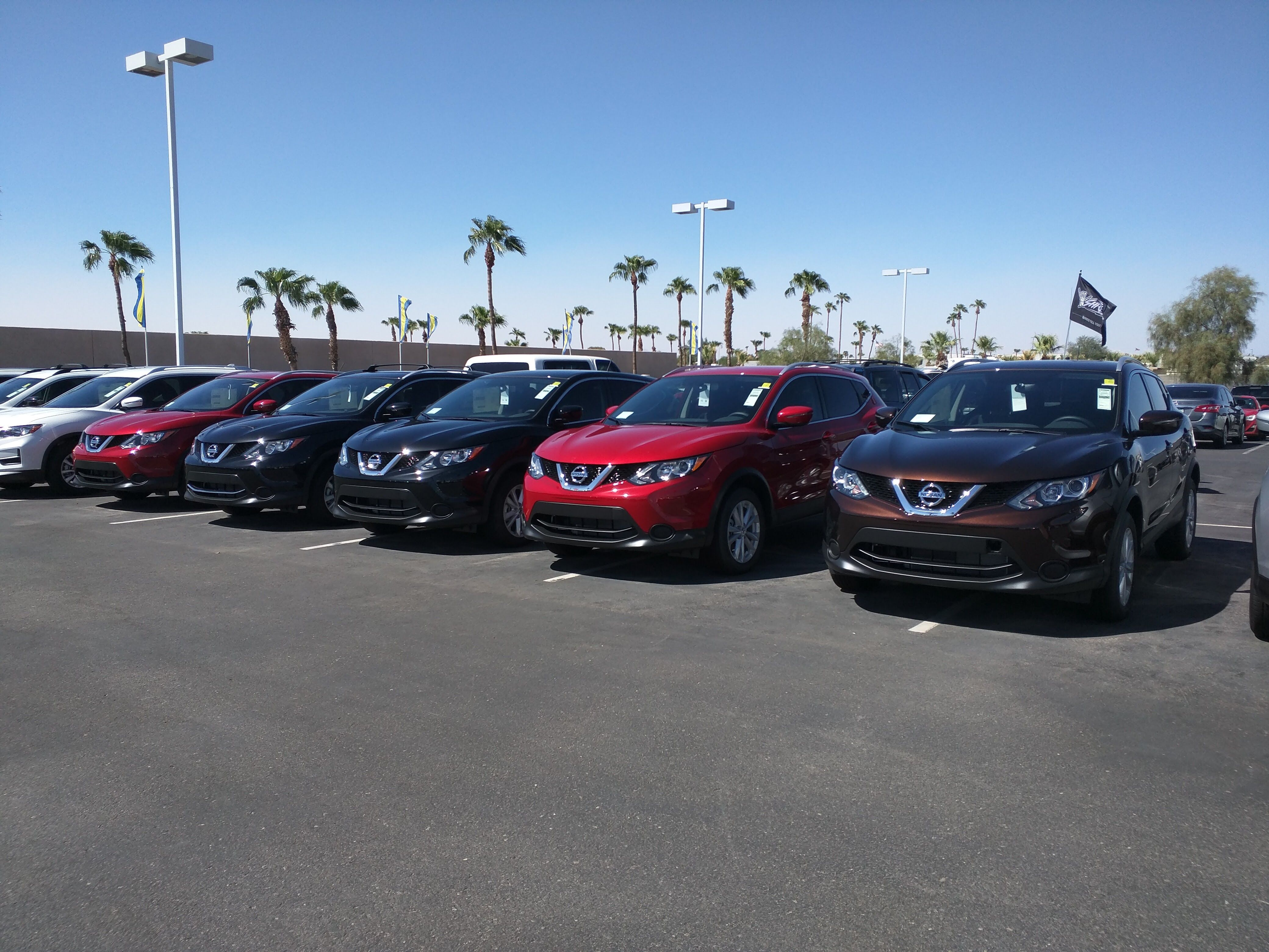 Come See The Selection Of 2017 Nissan Rogue Sports We Have In Stock. #Nissan