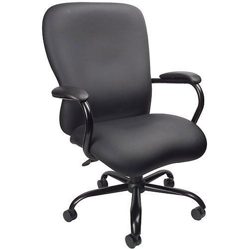 Mid Back Office Computer Chair, Pneumatic Gas Lift Seat