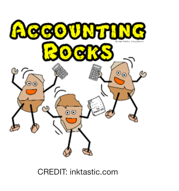 The Rock n Roll Accountant Accounting humor, Accounting