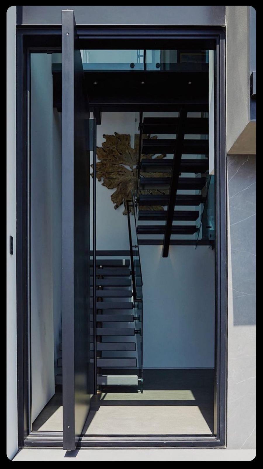 Steel Pivot Entry Doors | Home Design Ideas