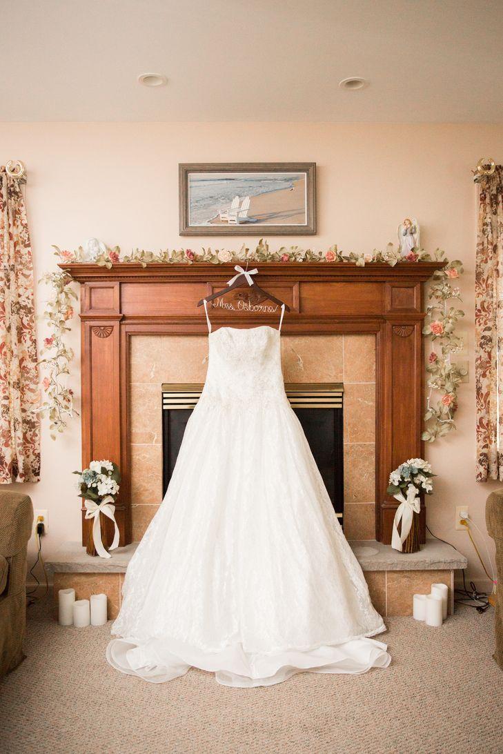David S Bridal Strapless Wedding Dress Https Www Theknot