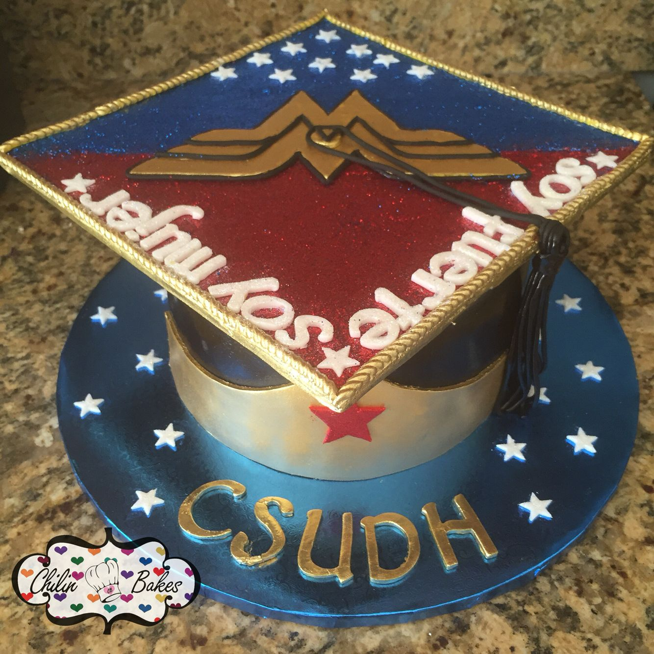 Wonder Woman Graduation Cap Cake  Chilin Bakes. Free Press Kit Template. Picture Of Graduated Cylinder. Free Magazine Template. Vistaprint Business Cards Template. Navy Graduation Live Stream. Free Cleaning Proposal Template. Job Ad Template. Corporate Meeting Minutes Template