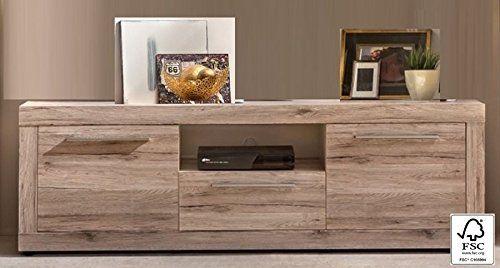 Maisonnerie 1505 320 87 Meuble Tv Armoire Chene Sable Lxh Https