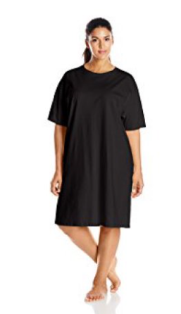 Hanes Brand Women s Cotton Wear-Around Crew Neck T-shirt. Sold at Walmart  for  8.95. I want the black 8c74cd5fb