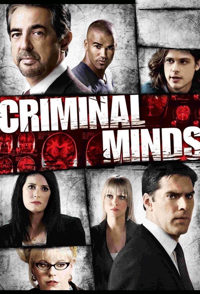 Criminal Minds Fave Shows Past Present Criminal Minds Tv