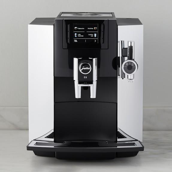 Jura E8 Fully Automatic Espresso Machine