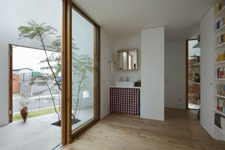 acceso terraza puerta separador jardin | decoración | pinterest