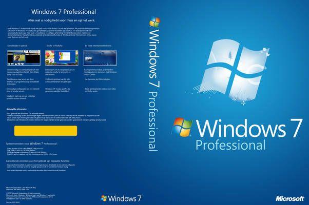 windows 7 keygen professional