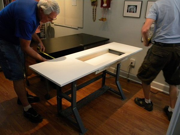Sewing Table With Storage Ikea