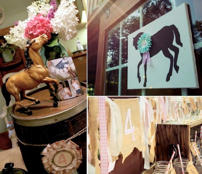 Horse Party Planning Ideas Supplies Idea Cake Decorations