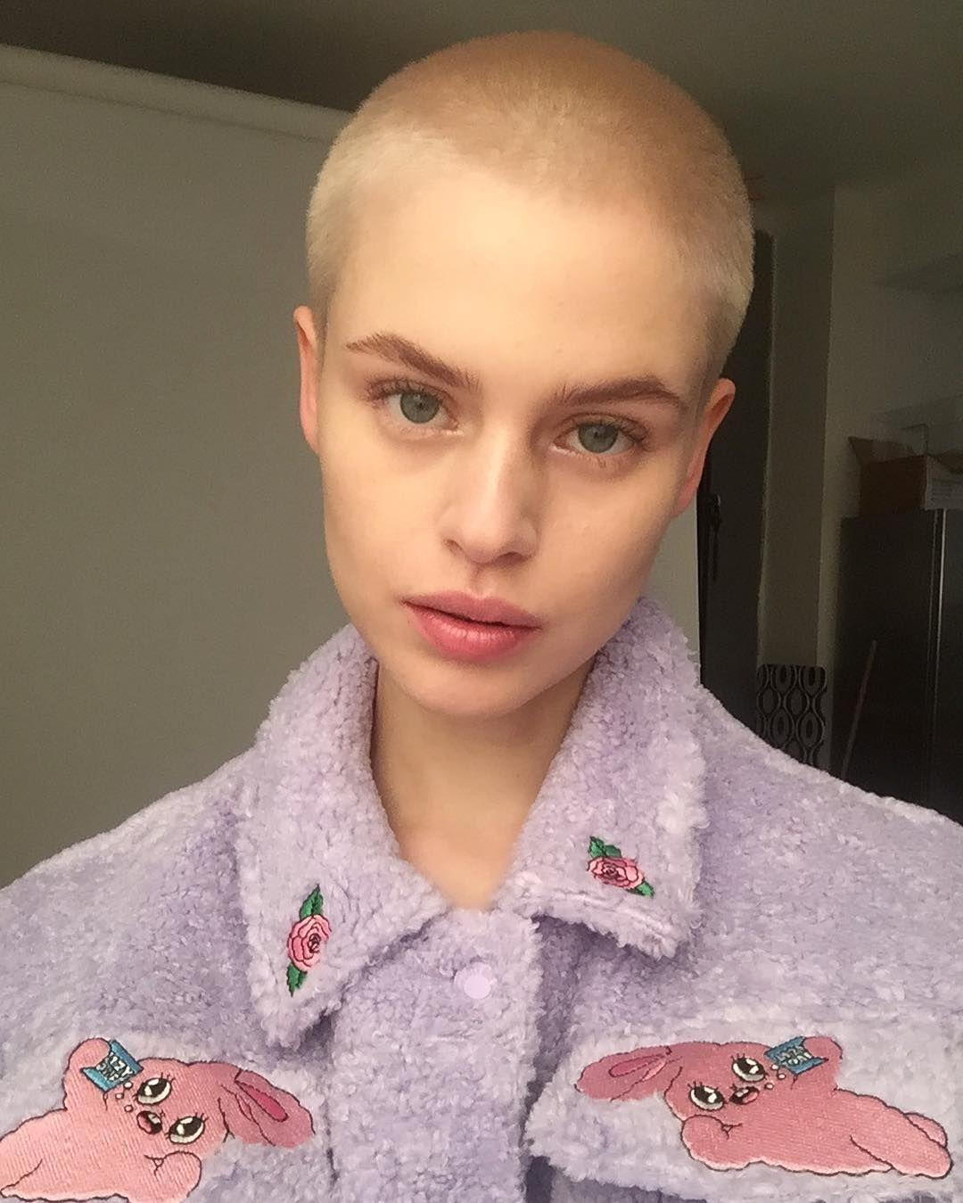 women with buzz cut hairstyles | popsugar celebrity uk