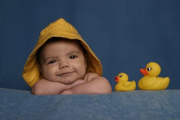 Way Cute Duckie Pic