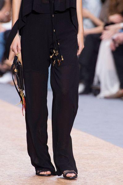 Chloé at Paris Fashion Week Spring 2016