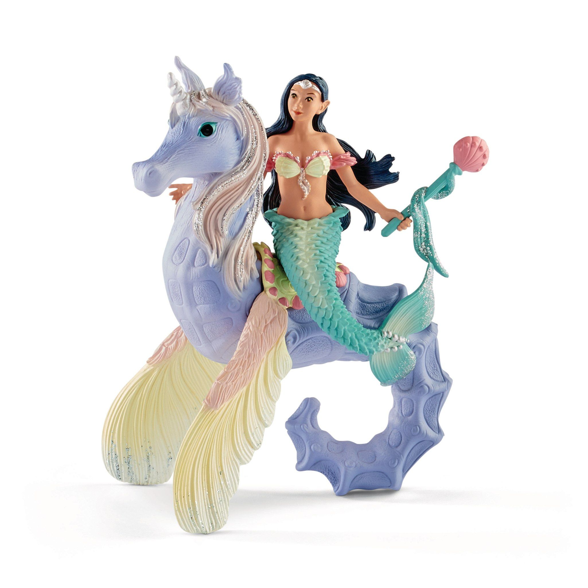 Surah/'s Feathered Foal Schleich Bayala World Of Elves Model 70529