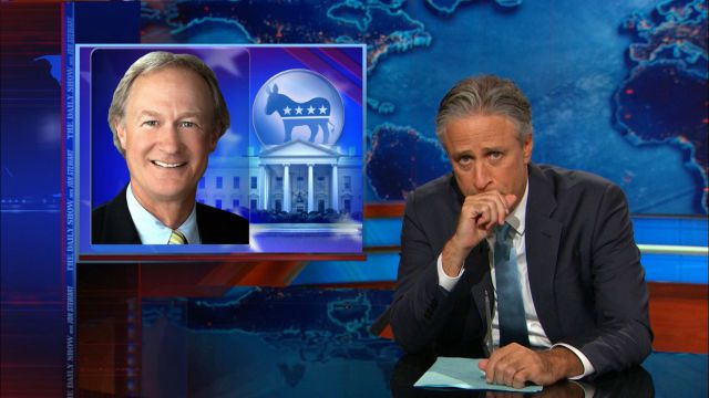 watch the daily show with jon stewart: brave new girl | hulu