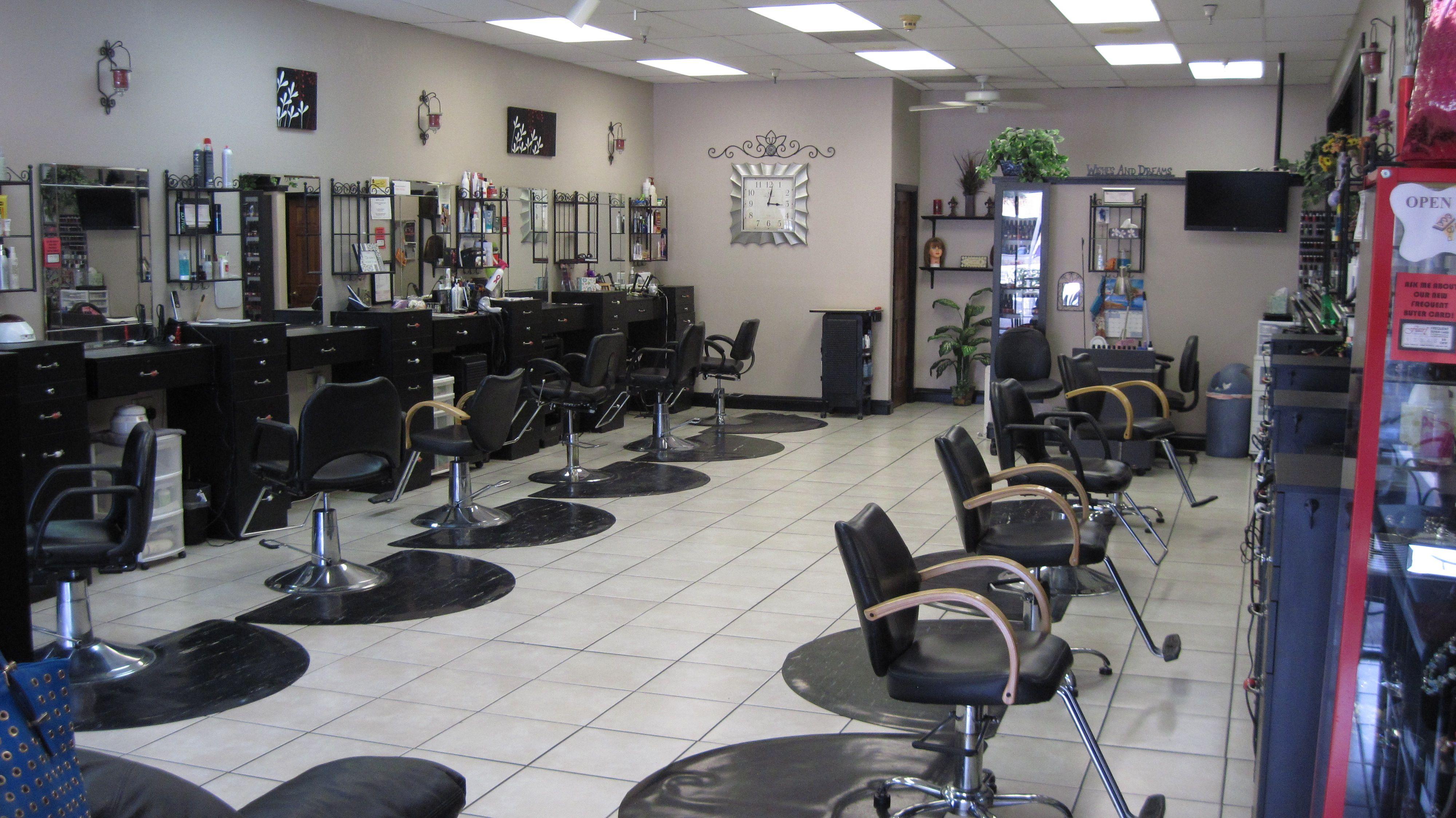 Hair stylist hairdresser booth rental gilbert az