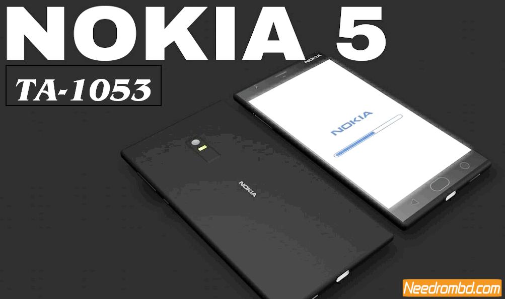 Nokia 5 TA-1053 MSM8937 Firmware Flash File   Smartphone Firmware