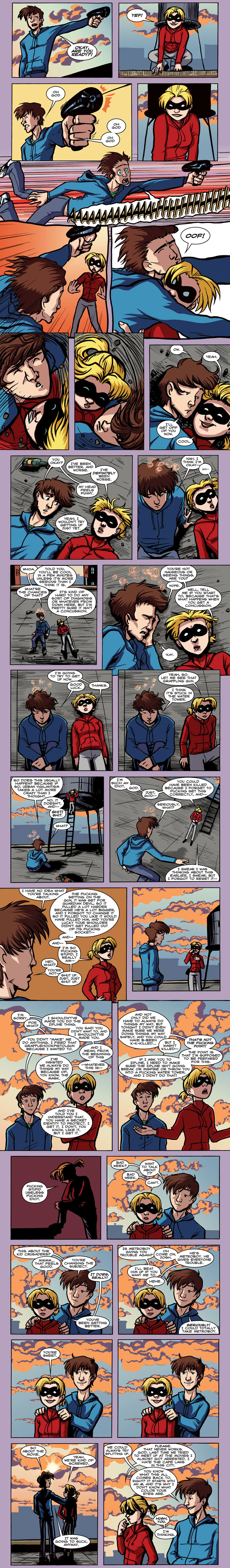 Josh & Imp: part 2
