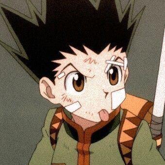 Aesthetic Anime Icons - HunterXHunter Icons