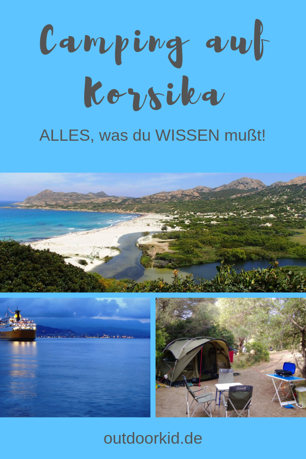 Photo of Camping in Corsica with children: everything you need to know!