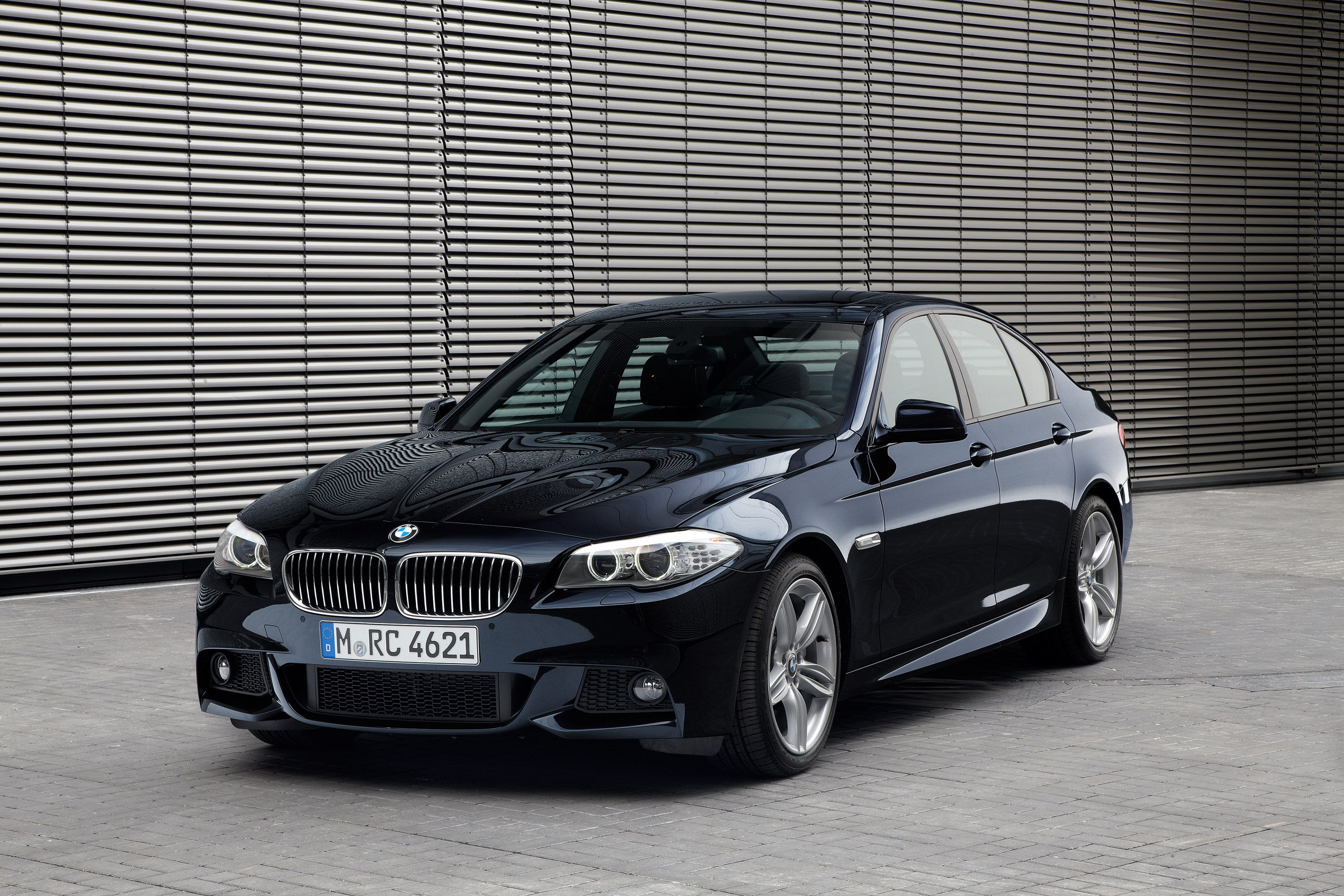 Bmw 5 Series Premium But Not Luxurious As Suggested By Adil