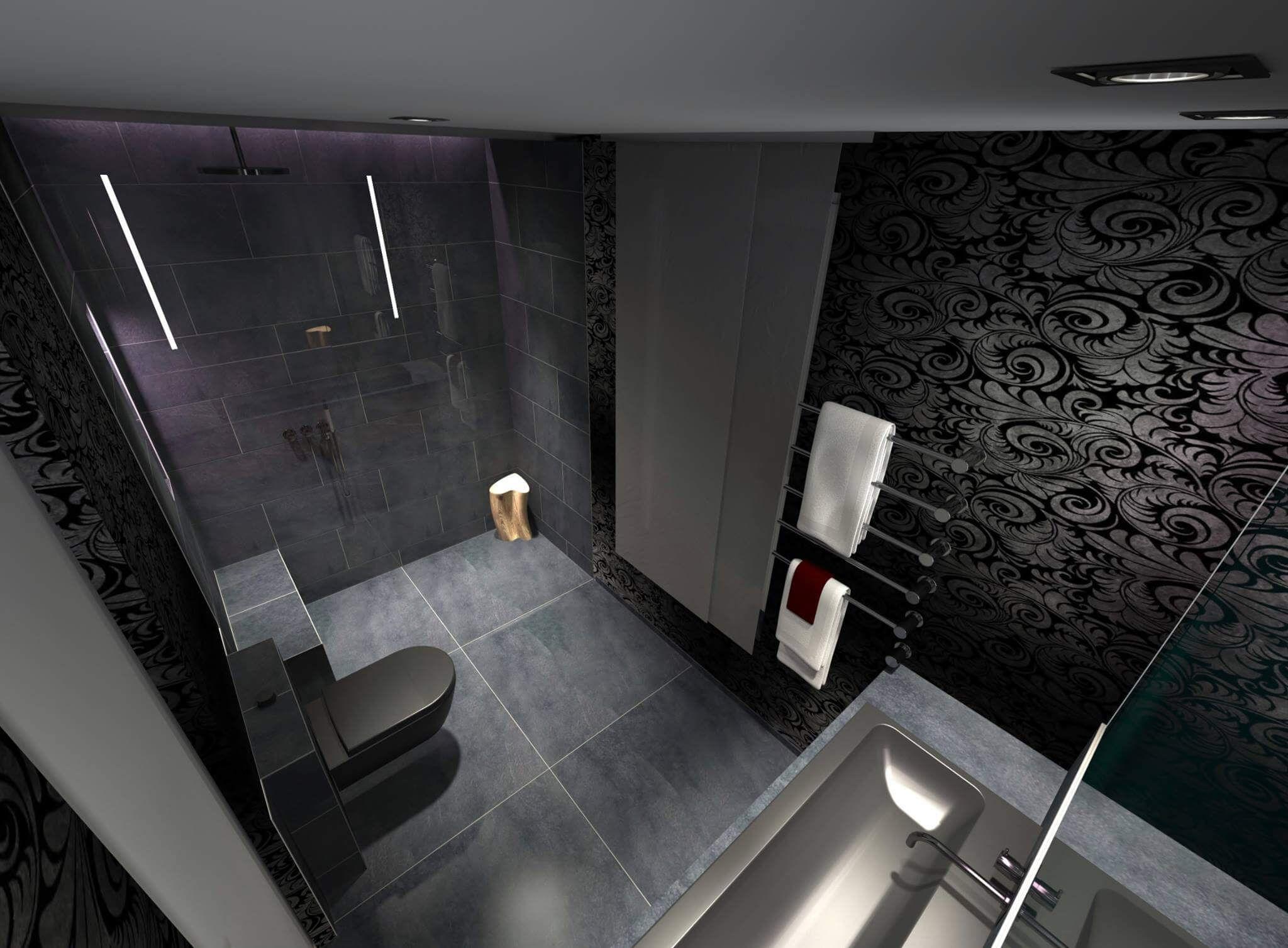 3d Badplanung Anfertigung Virtueller Badmodelle Badezimmer Design Badezimmer Bad Design