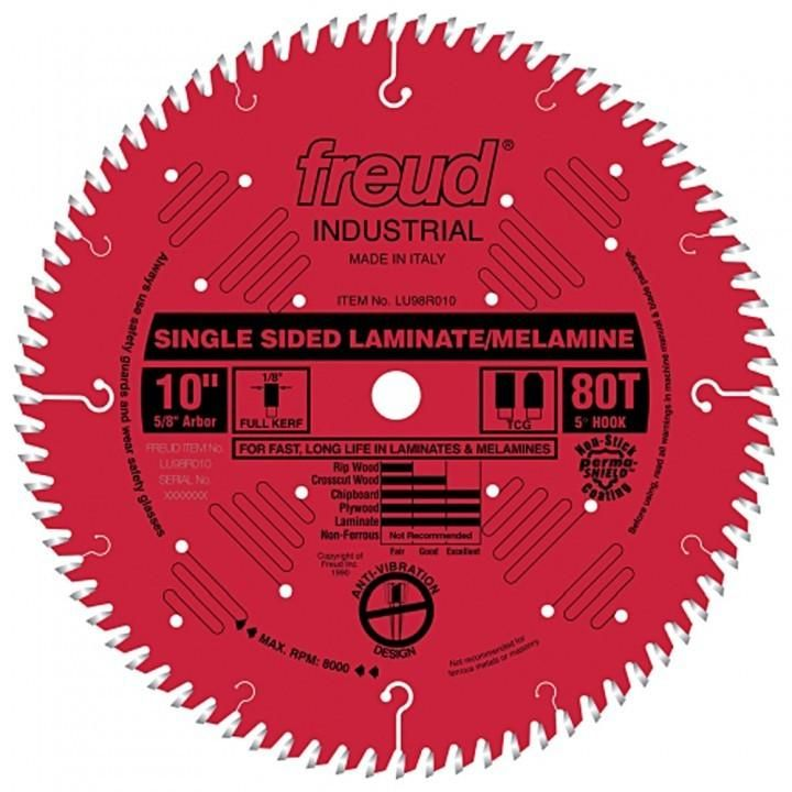 Freud Lu98r Industrial Single Sided Laminate Melamine Saw Blades Table Saw Blades Circular Saw Blades Table Saw