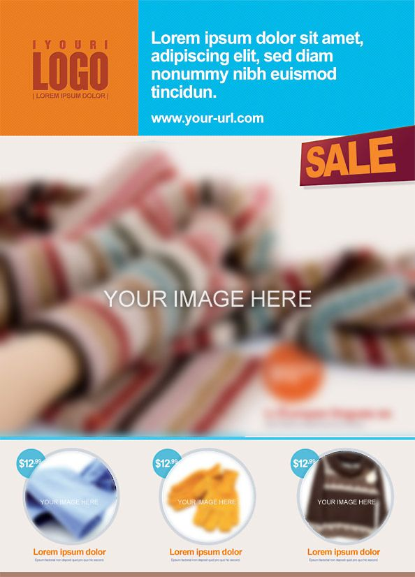 free psd retail marketing postcard preview psd pinterest