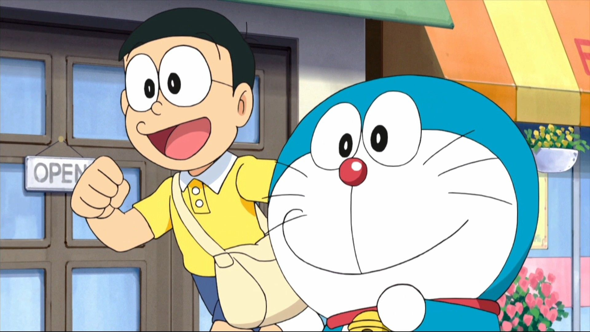 Full Hd Doraemon Nobita Nobi Full Hd Nobita Wallpaper Doraemon In 2021 Doraemon Cute Cartoon Wallpapers Doraemon Wallpapers Doraemon nobita wallpaper images