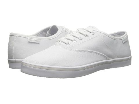 Reebok Royal Tenstall White/Steel - 6pm.com