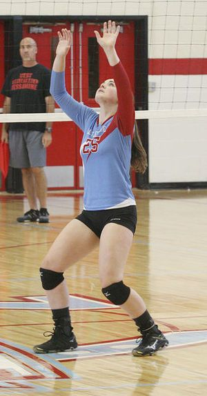 West Volleyball Looks For Another Strong Season Volleyball Strong Seasons