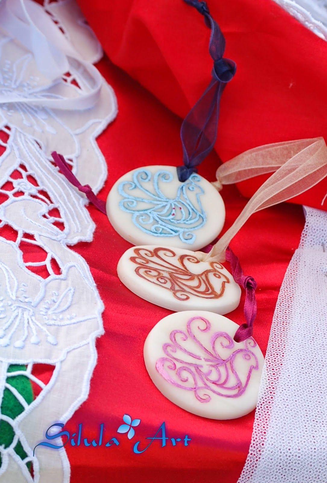 Silula Art: Idea Regalo - Ciondoli con pavoncella sarda