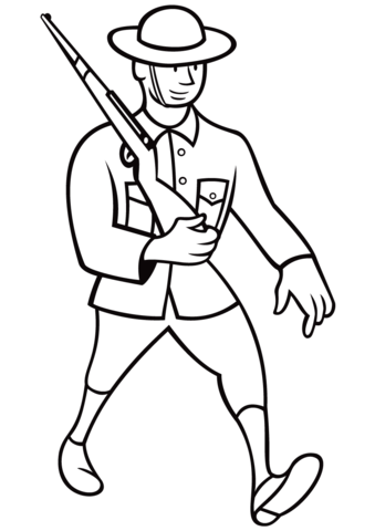 Rezultat Iskanja Slik Za Cartoon Soldier Ww1