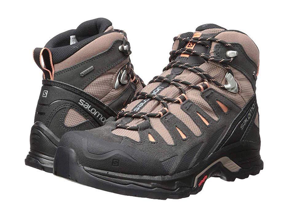 Salomon Quest Prime GTX(r) Women's Shoes Deep TaupePhantom