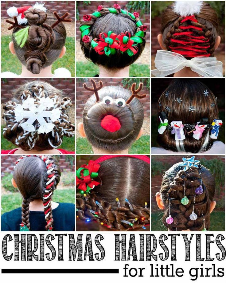 20 Best Christmas Tree Braided Hairstyle Ideas for Little Girls 2018  20 Best Christmas Tree Braided Hairstyle Ideas for Little Girls 2018