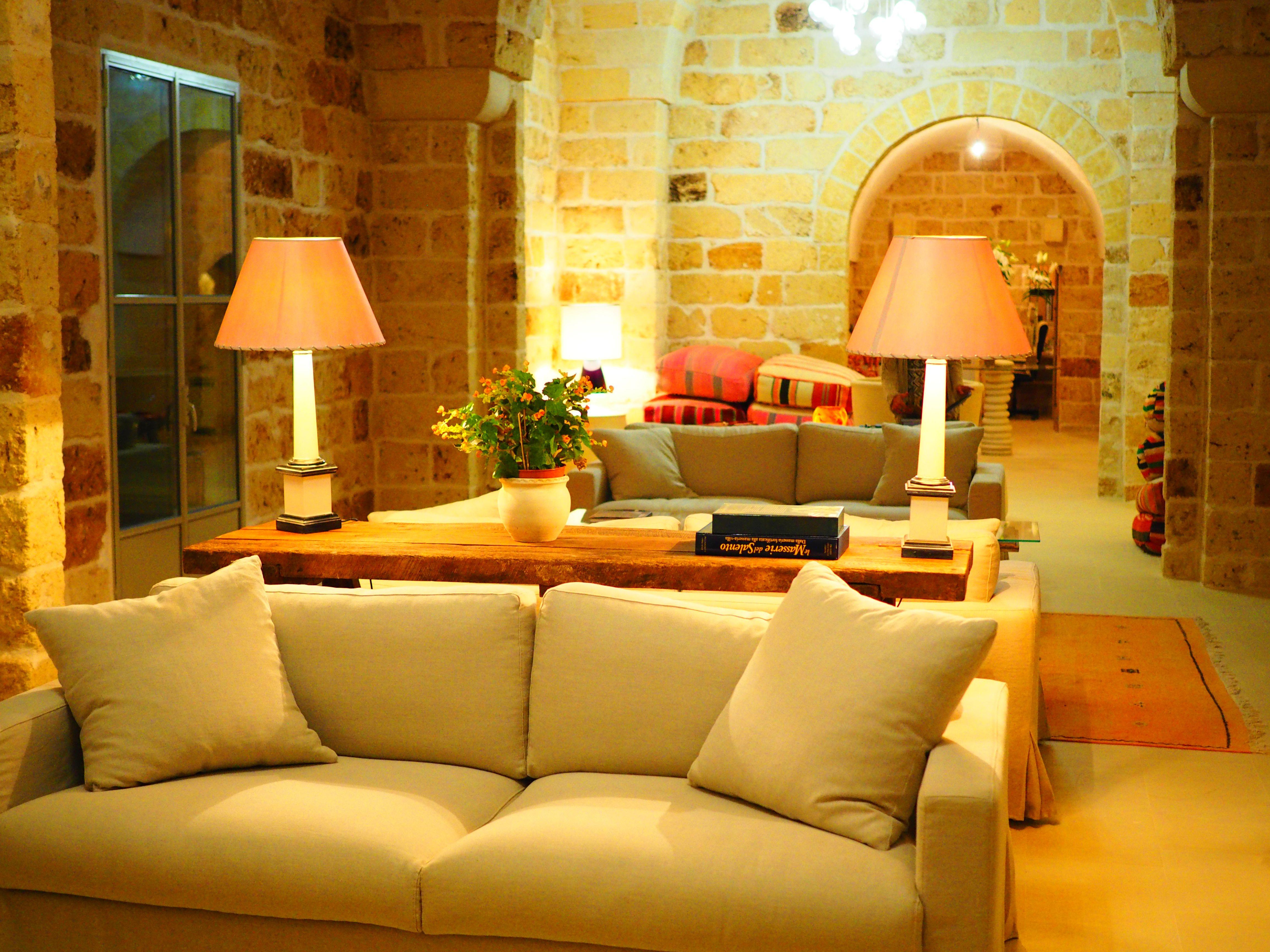 Masseria Trapana lounge #italy #puglia #luxury #hotel | Puglia ...