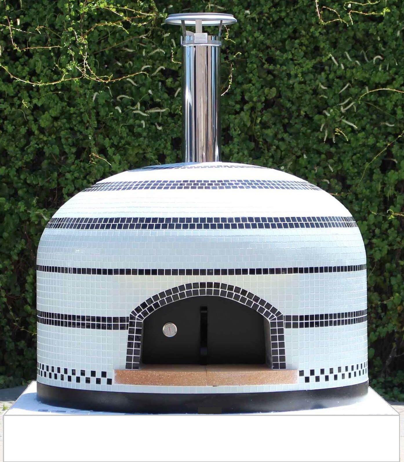 Custom Napolino And Vesuvio Pizza Ovens Pizza Oven Outdoor