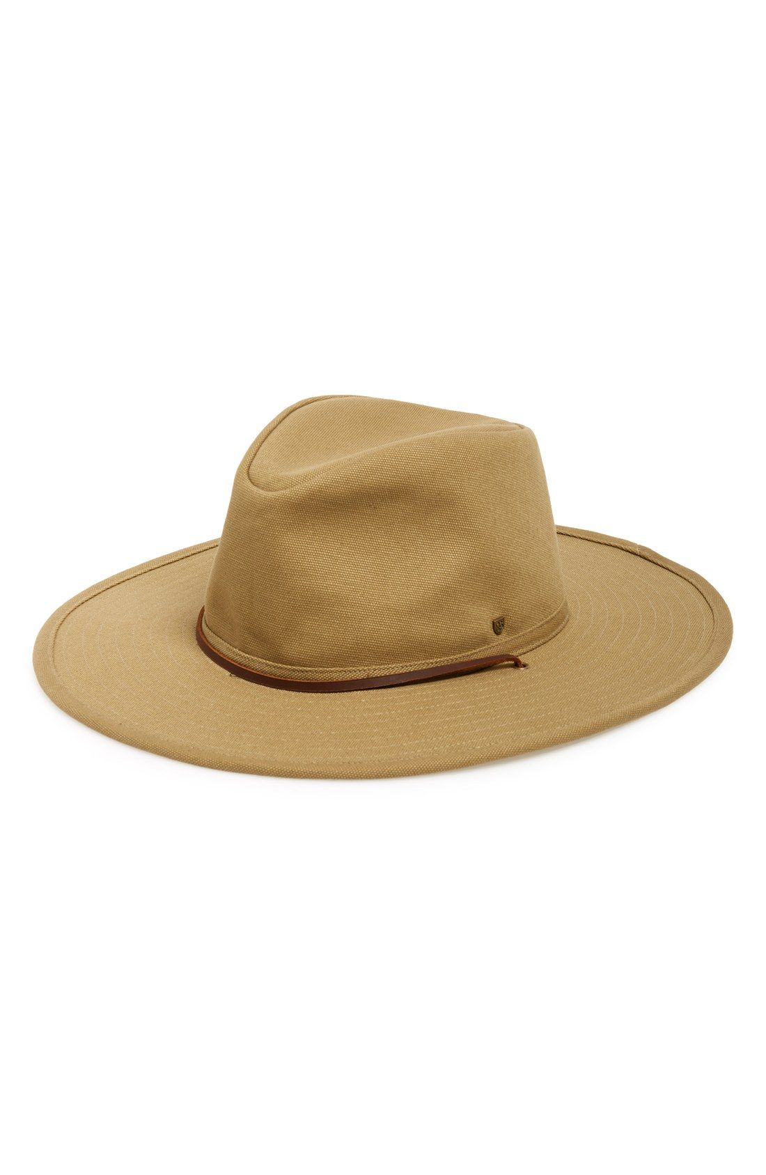 806cd7d00bf491 ... spain brixton ranger canvas hat 31b87 25178