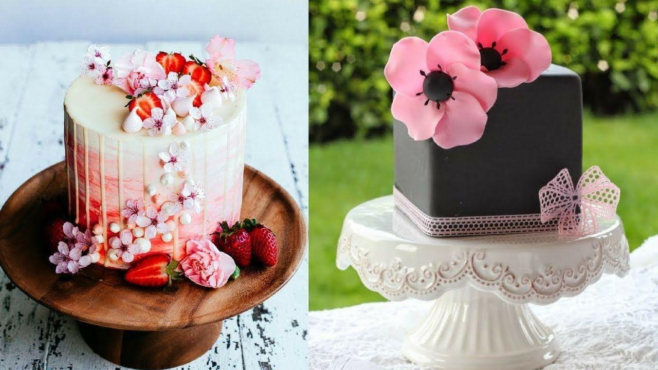 How To Make Chocolate Cakes Decorating Compilation Amazing ...