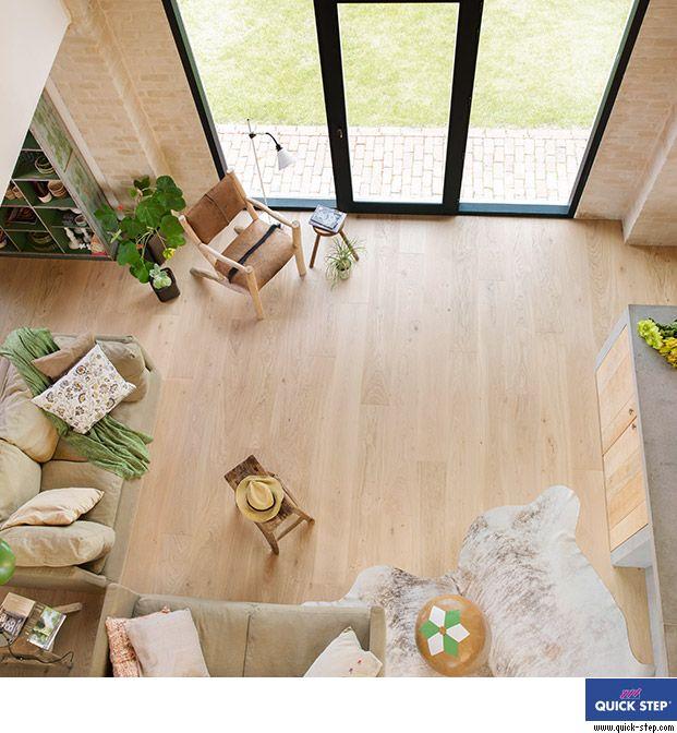 Imp1623 Pure Oak Matt Planks Engineered Wood Floors Flooring Engineered Timber Flooring