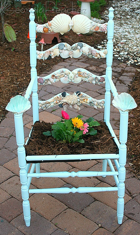 Will Be On The Lookout For Cheap, Cute Chair To Duplicate!