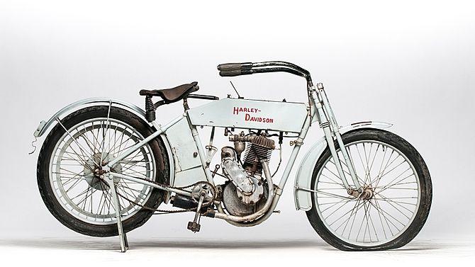 1912 Harley Davidson Model 8xa Single Mecum Auctions Harley Davidson Model Harley Davidson Harley