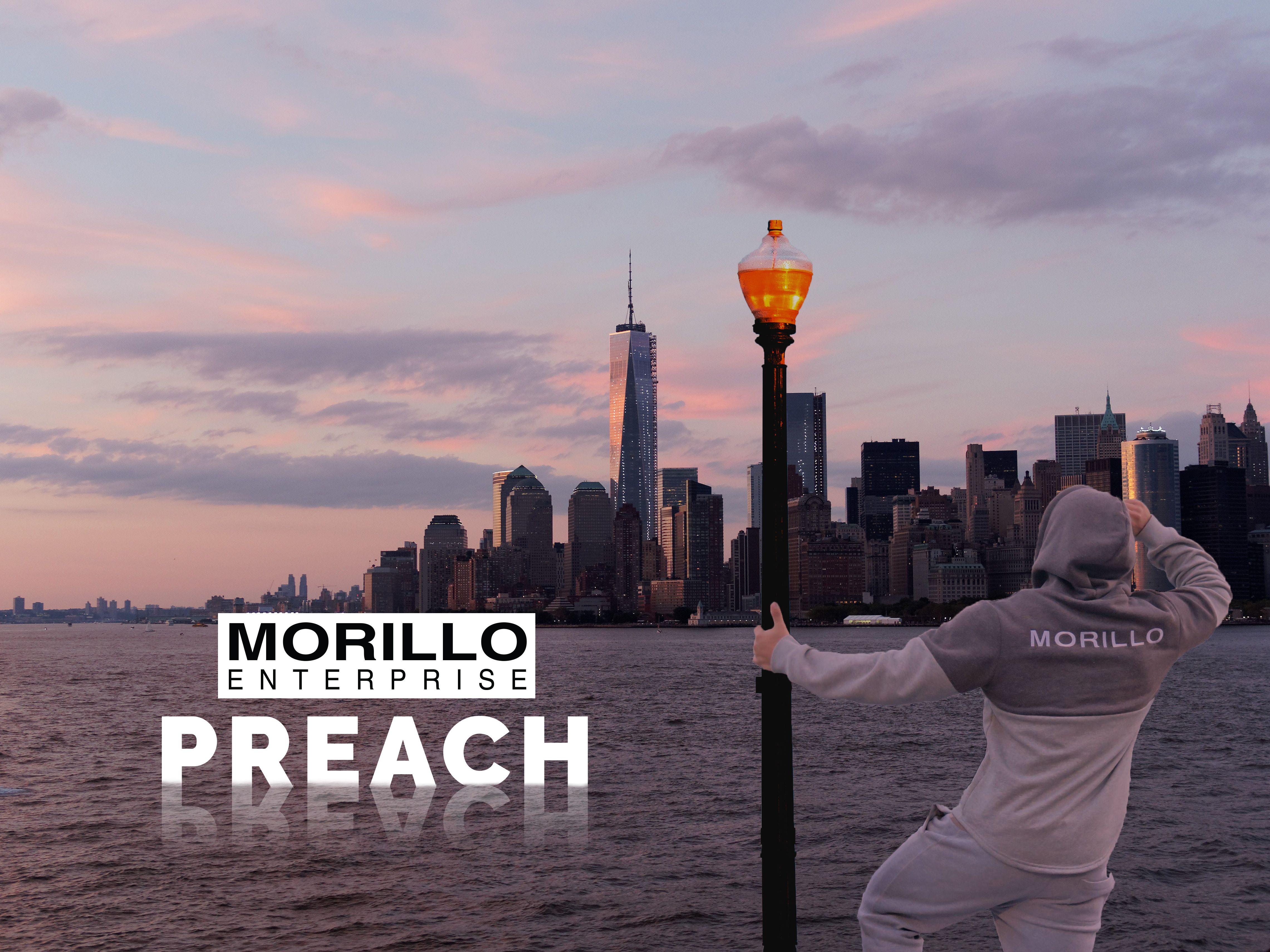 c58ba0f5 Exploit your IDEAS, SUCCESS isn't far away. PREACH by MORILLO ENTERPRISE is