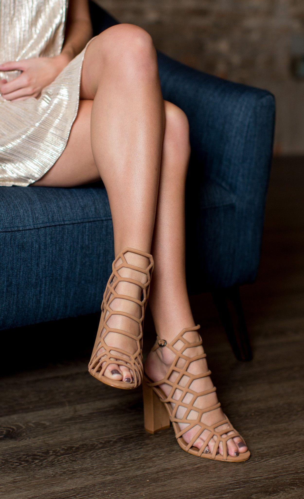e8042892d81 Talk about shoe envy! The Steve Madden Skales Heel are back at ...