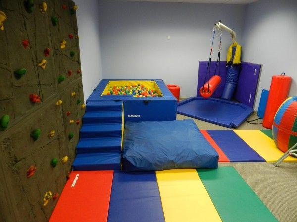 Sensory Gym Sensory Room Ideas Kids Rugs Toddler Bed