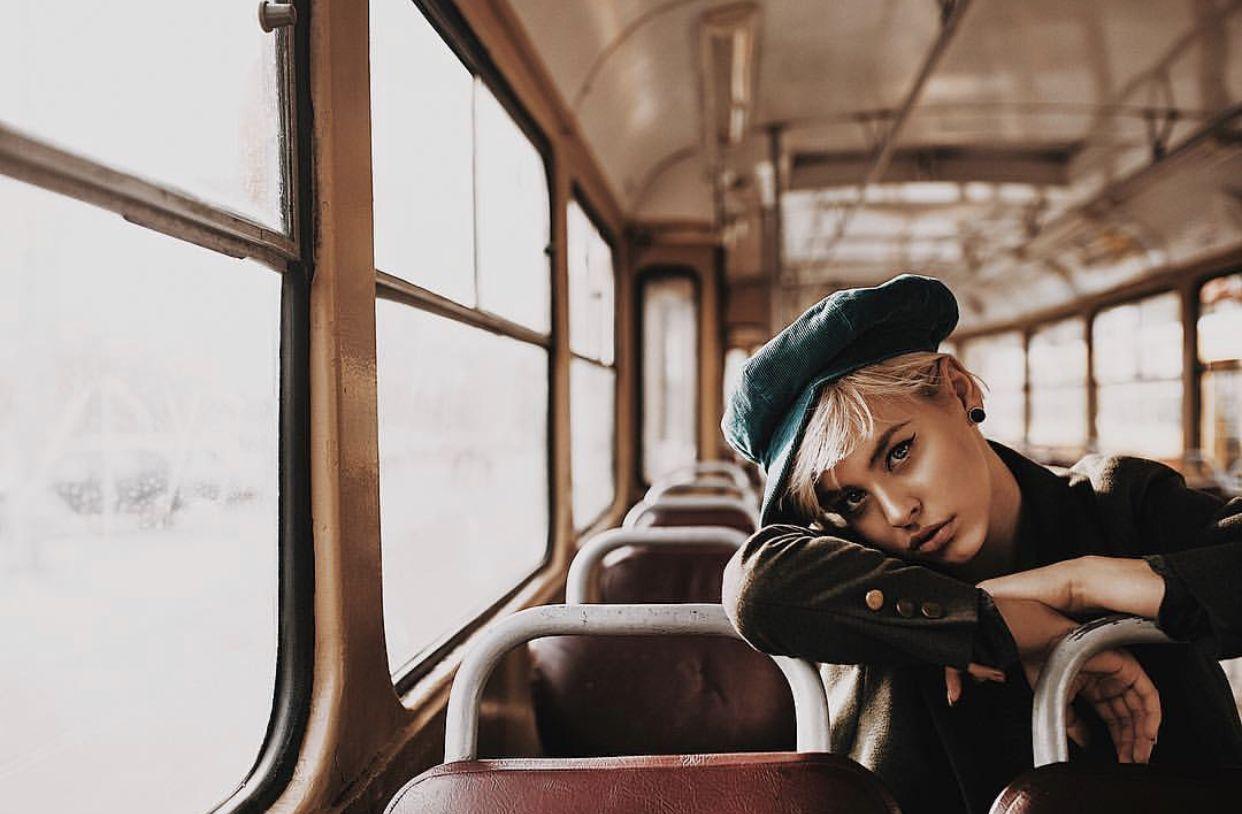 основании города фотосессия в трамвае вам, гид