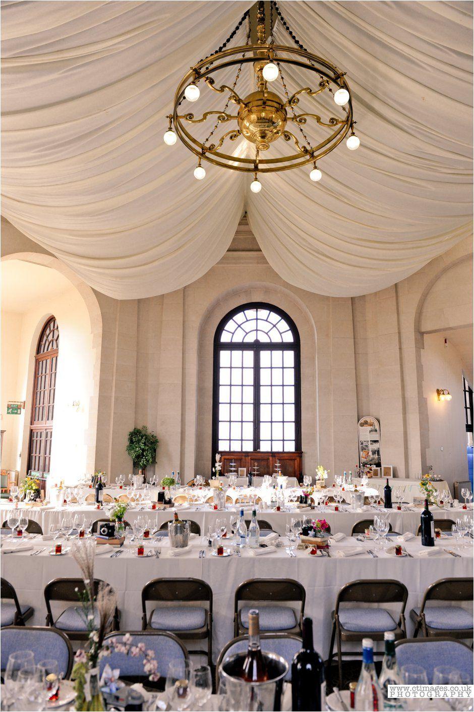 Wedding Table Dressing Wedding Venue Ashton Memorial, Williamson ...