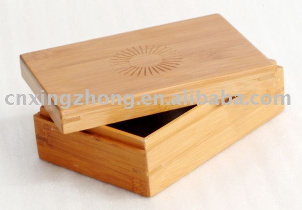 Eco Friendly Materials Bamboo Gift Box Xzh Photo Detailed About